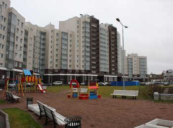 Зоны отдыха и игровые площадки